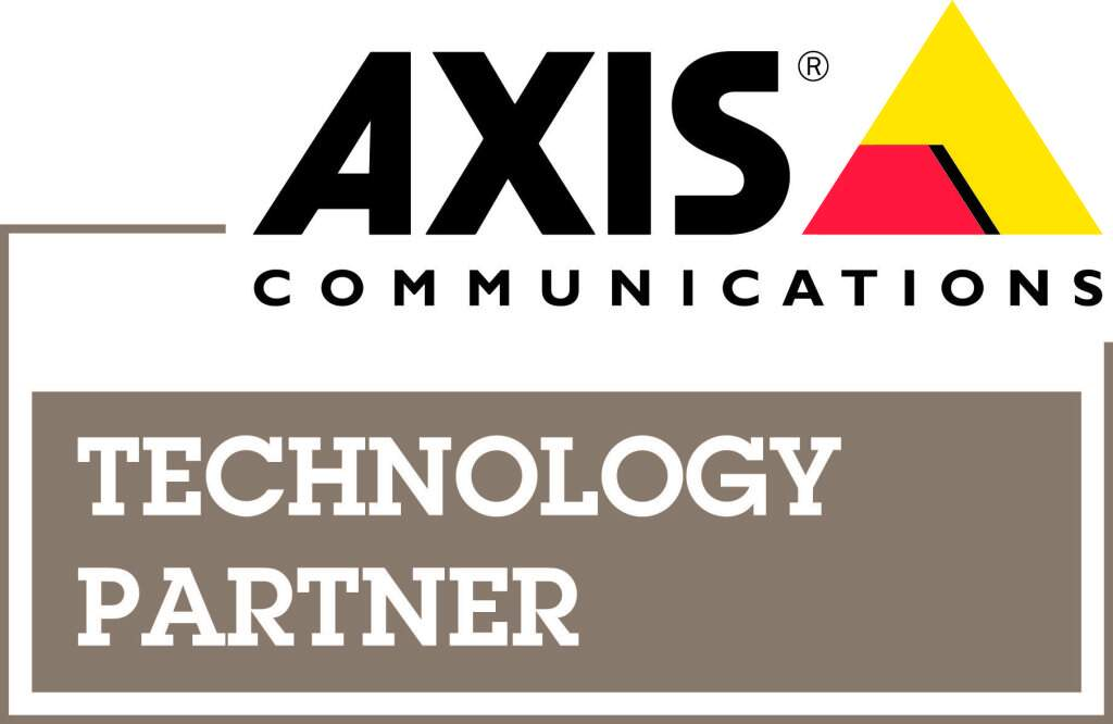 Axis Communications - Parceiros GOLD