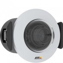Câmera AXIS M3016- Câmera refletor para vigilância por vídeo 3 MP discreta -Dome- Interna – FullHD – Fixa