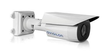 Câmera Avigilon H4A-G-B – H4 Edge Solution (ES) – SSD – Wi-FI – Bullet – 3MP