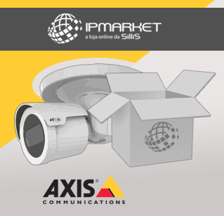 Axis Communications - Integradores GOLD de câmeras e equipamentos CFTV