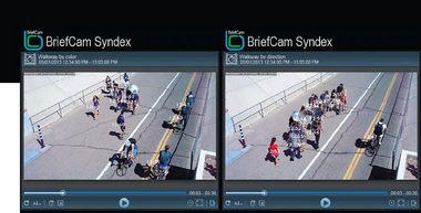 Software BriefCam Syndex (Video Synopsis) – Monitoramento e exame de vídeo CFTV