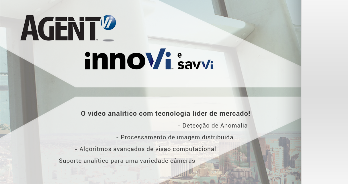Agent Vi - Software de vídeo analítico