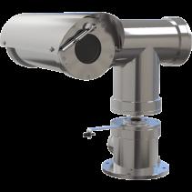Câmera IP XP40-Q1765 Protegida por Explosão PTZ  Até -60ºC