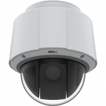 Câmera AXIS Q6075 – PTZ 1080p e 40X de Zoom para ambientes Internos