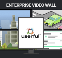 Userful – Vídeo Wall – Enterprise – Para Salas de Comando